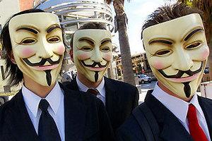 Συλλήψεις «Anonymous» σε ΗΠΑ και Ευρώπη