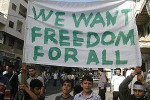 Αιματοκυλίστηκαν οι διαδηλώσεις στην Συρία