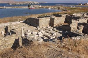 Προσωρινά κλειστός ο αρχαιολογικός χώρος Δήλου