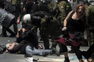 Βγήκε από την Ενταντική ο 31χρονος διαδηλωτής
