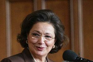 Υπό προσωρινή κράτηση η σύζυγος του Μουμπάρακ