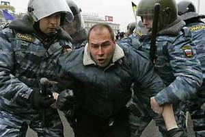 Παραβιάζονται τα ανθρώπινα δικαιώματα στη Ρωσία