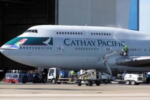 Αναγκαστική προσγείωση αεροσκάφους στη Σιγκαπούρη
