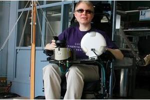 Ρομποτικό καροτσάκι βοηθάει ανθρώπους με οπτικά προβλήματα