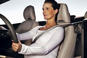 Οδήγηση και εγκυμοσύνη
