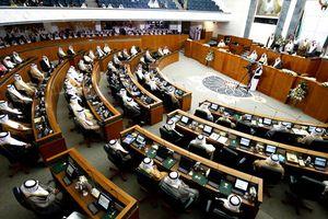 Συμπλοκή στο κοινοβούλιο του Κουβέιτ
