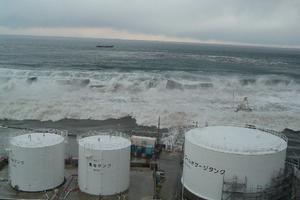Ραδιενεργή μόλυνση της θάλασσας στη Φουκουσίμα