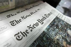 Η κόντρα με τον Τραμπ αύξησε τις πωλήσεις των New York Times