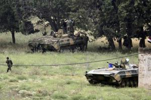 Άρματα μάχης εισήλθαν σε χωριά της βορειοδυτικής Συρίας