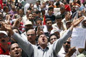 Δεν το κουνάνε ρούπι από την πλατεία Ταχρίρ