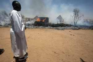 Στο δρόμο της προσφυγιάς εξήντα χιλιάδες Σουδανοί
