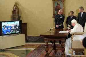 Πάπας καλεί Endeavour