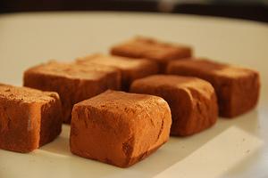 Ελβετικά σοκολατάκια με γεύση καφέ