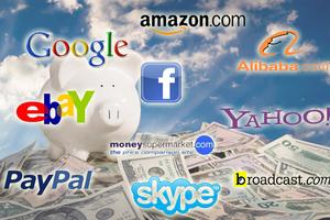 Οι πλουσιότεροι άνθρωποι στο Διαδίκτυο