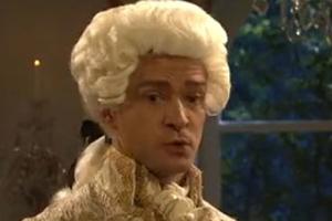 Ποιος ντύθηκε Μότσαρτ;