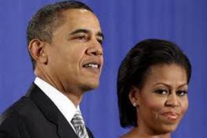 Άρον άρον στο Λονδίνο το ζεύγος Ομπάμα