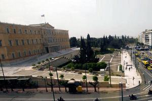 «Αγανακτισμένοι» και στην Αθήνα
