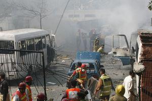 Ισχυρή έκρηξη στο Πακιστάν