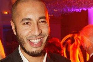 Ζει ο μικρότερος γιος του Καντάφι και τα τρία εγγόνια του