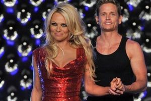 Η Pamela Anderson στο αργεντίνικο «Dancing»