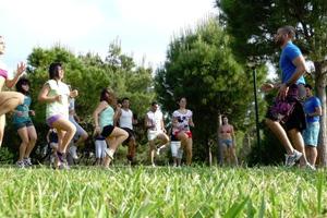 Συνδυάστε γυμναστική και εξόρμηση στη φύση