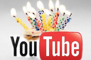Έξι χρόνια YouTube