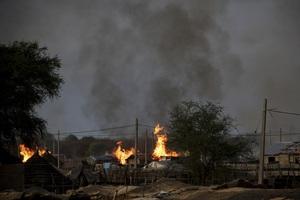 Πολύνεκρες συγκρούσεις στο Σουδάν