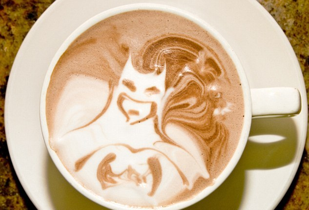 Ο batman από την ομώνυμη ταινία