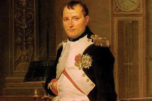 «Napoleon… how bo you bo?»