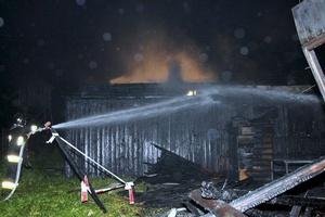 Φωτιά σε εγκαταλελειμμένο στρατόπεδο στο Διδυμότειχο