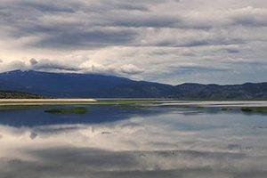 «Ξεπάγωσε» το έργο αποκατάστασης της λίμνης Κάρλα