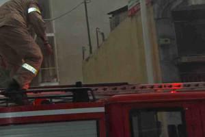 Κινδύνευσε ζευγάρι ηλικιωμένων από πυρκαγιά