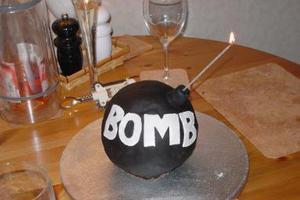 Κατασκευάστε βόμβα με.. συνταγή για κέικ