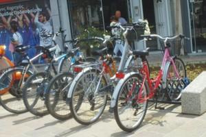 Αυτόματη διάθεση ποδηλάτων στο δήμο Κορδελιού – Ευόσμου
