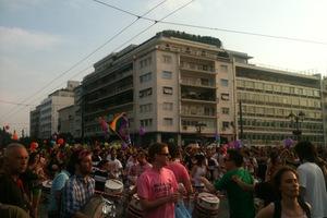 Ο ΣΥΡΙΖΑ θα βρίσκεται στις εκδηλώσεις του Athens Pride το Σάββατο