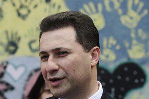 Μεγάλο προβάδισμα Γκρούεφσκι στις βουλευτικές εκλογές των Σκοπίων