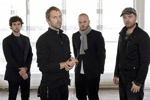 Ένα κόμικ από τους Coldplay