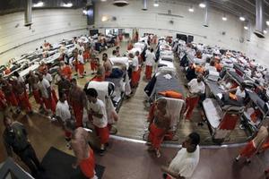 Μία ημέρα στις φυλακές της Καλιφόρνιας