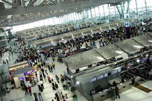 Το «σημείο ελέγχου» του μέλλοντος και τα βιομετρικά διαβατήρια