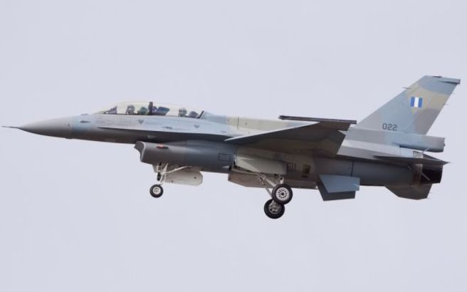 Το βίντεο με την επίδειξη του F-16 στην παρέλαση στη Θεσσαλονίκη