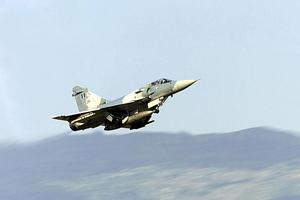 Έτσι σώθηκε ο πιλότος του Mirage 2000 που κατέπεσε