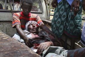 Κατέρρευσε τέμενος στη Σομαλία