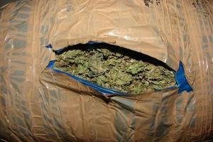 Συνελήφθησαν με 20 κιλά κάνναβης στη Νέα Ιωνία