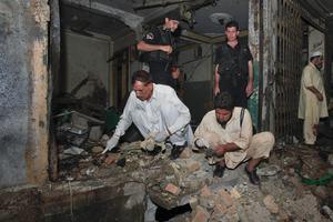 Νεκροί οι φρουροί αστυνομικού επιθεωρητή στο Καράτσι