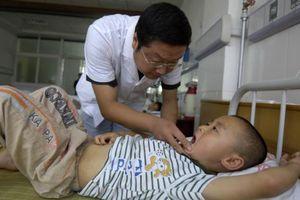 Μαζική δηλητηρίαση από μόλυβδο στην Κίνα