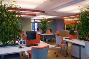 Βάλτε γλάστρες στο χώρο εργασίας σας
