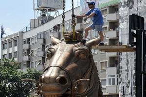 Αντίδραση του ελληνικού ΥΠΕΞ για το άγαλμα του Μ. Αλέξανδρου