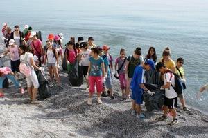 Με επιτυχία τελείωσε το «Καθαρίστε τη Μεσόγειο»