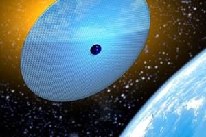 Καθρέφτες στο διάστημα θα αντανακλούν την ηλιακή ακτινοβολία
