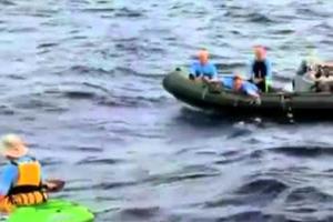 Έσπασε το παγκόσμιο ρεκόρ συνεχόμενης κολύμβησης
